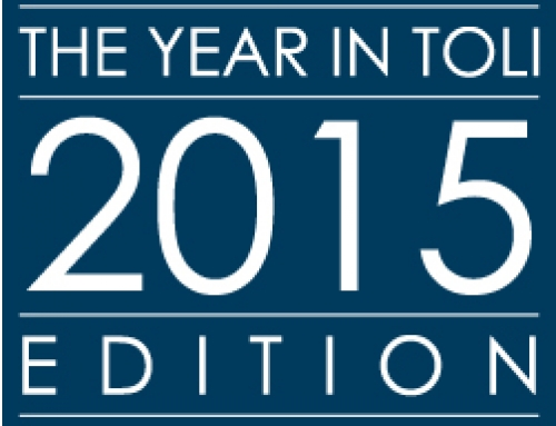 The Year in TOLI – 2015 Edition